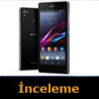 Sony Xperia Z1'i Elimize Aldık!