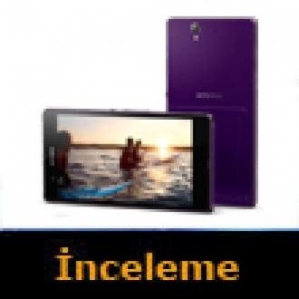 Sony Xperia Z Video Ön İnceleme
