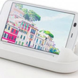 Fujitsu'dan Android'li Telefon