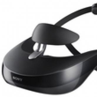 Sony'den Kişisel 3D Ekran