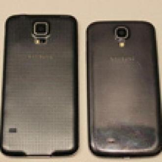 Samsung Galaxy S5'ten Son Sızıntılar!