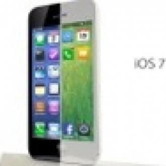 iPhone 5S ve 5C için iOS 7.0.1 Göründü!