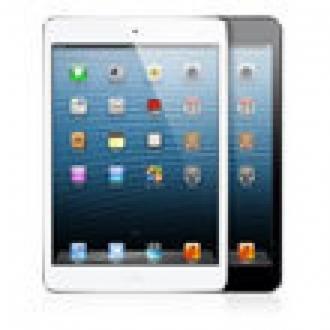 iPad mini Türkiye'de Satışa Sunuluyor