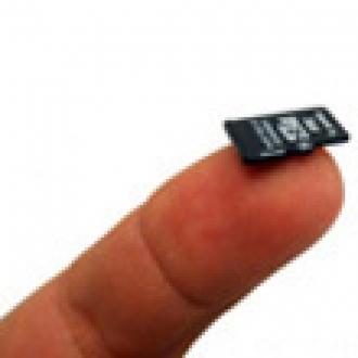 Toshiba 8GB Micro SDHC İncelemesi