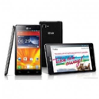 LG'den Snapdragon S4 Pro'lu Dev Geliyor