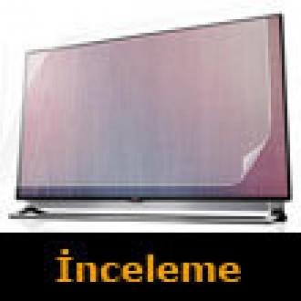 LG'nin 4K TV'si Testte: LG 55LA970V