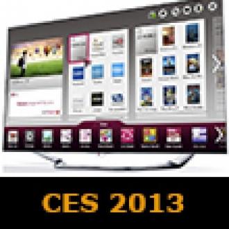 LG OLED TV CES 2013'de Geliyor!