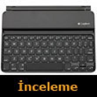 Küçük iPad'e Logitech'ten Mini Klavye