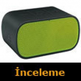 Logitech Mobile Boombox İncelemede