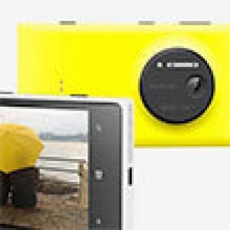 Lumia 1020'ye Tüketici İlgisi Yüksek