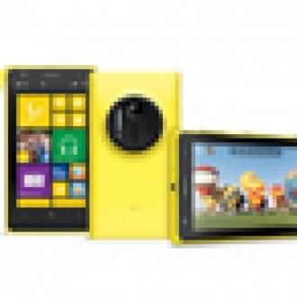 Nokia Lumia 1020 Everest'te!