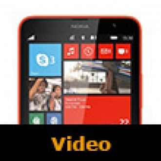 Büyük Ekran Keyfi: Nokia Lumia 1320