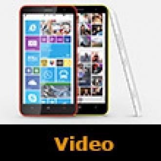 Nokia Lumia 1320 Kutudan Çıkıyor