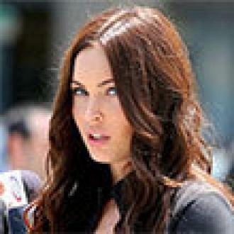 Megan Fox'un TMNT Set Fotoğrafları