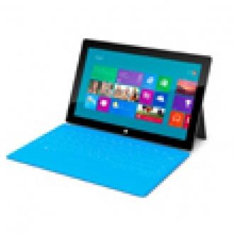 Microsoft'tan Yeni Tablet: Surface