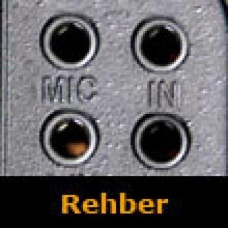 Fotoğraf Makinelerinde Mikrofon Girişi