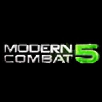Modern Combat 5 Geliyor!