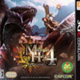 Monster Hunter 4, Japonya'da Rekor Kırıyor