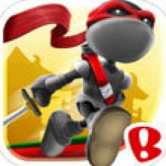 iOS Oyunu: Ninjump Rooftops