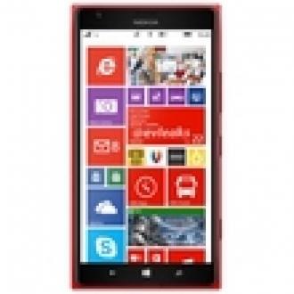 Kırmızı Lumia 1520 Göründü!