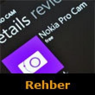 Nokia ProCam Uygulaması İncelemede