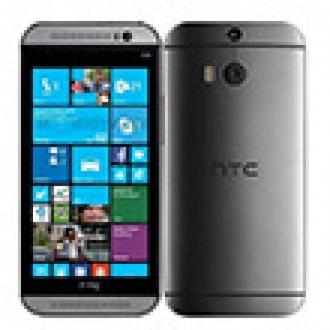 Windows Phone'lu HTC One M8 İddiası