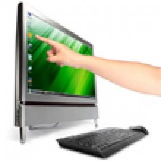 Dokunmatik PC'lerin Pazar Payı Artıyor!