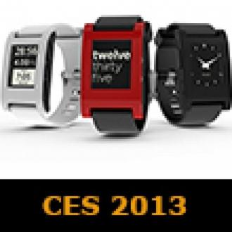Akıllı Saatler 2013'e Damgasını Vuracak