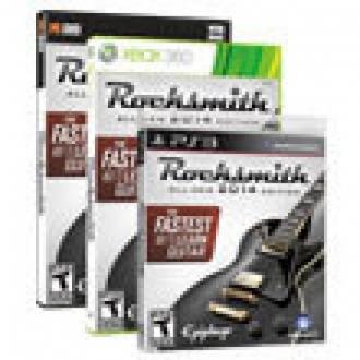 Rocksmith 2014 Şarkı Listesi Belli Oldu