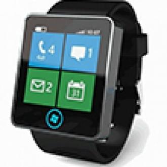 Microsoft'un Akıllı Saati Çok Yakında!