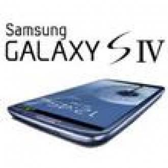 Galaxy S4'e Uygulanan Dayanıklılık Testleri