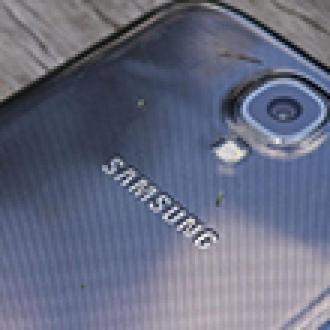 Gizemli Samsung Gözüktü