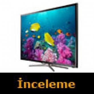Samsung'un Akıllı TV'si Testte: 42F5570