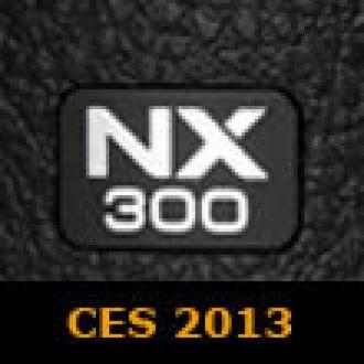 Samsung NX300 Tanıtıldı