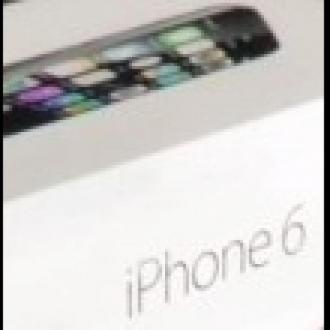 Eğimli Ekranlı iPhone 6 Konsepti