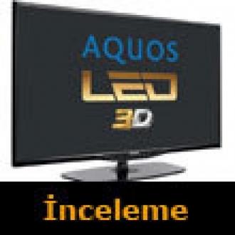 Sharp'ın Televizyonu Testte: LC39LE652V