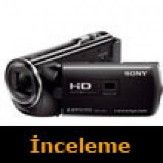Projeksiyonlu Kamera: Sony HDR-PJ230E