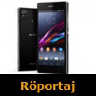 Sony Xperia Z1 Türkiye'de