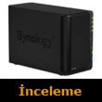 Synology DiskStation DS213+ İncelemede