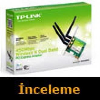 Kablosuzluk: TP-LINK TL-WDN4800