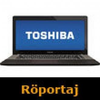 Toshiba Yeni Ürünlerini Tanıttı