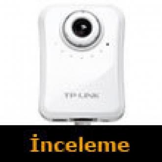 TP-LINK'in Güvenlik Kamerası: TL-SC3230