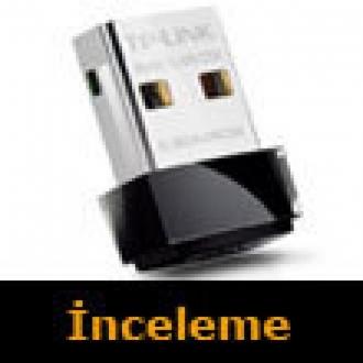 TP-Link TL-WN725N Video İnceleme