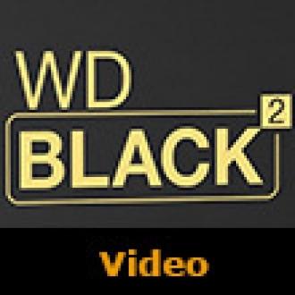 WD Black 2 İle Her Şey Daha Hızlı