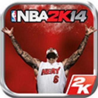 NBA 2K14 App Store'da