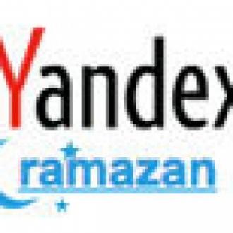 Yandex'in Ramazan Hizmetleri Devam Ediyor