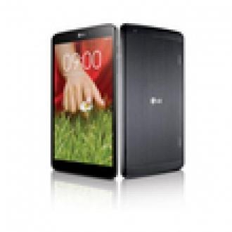 LG, Yeni Tableti G Pad 8.3'ü Duyurdu