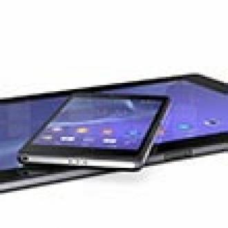 Xperia Z2 Tablet Ön Siparişte