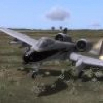 Yeni Plan Apache Hava Saldırısı