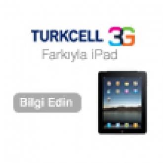 iPad Sahiplerine Turkcell'den Avantaj!
